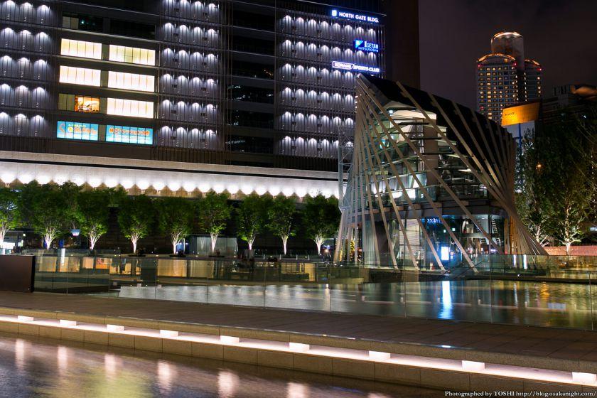 グランフロント大阪 うめきたSHIP 夜景 08