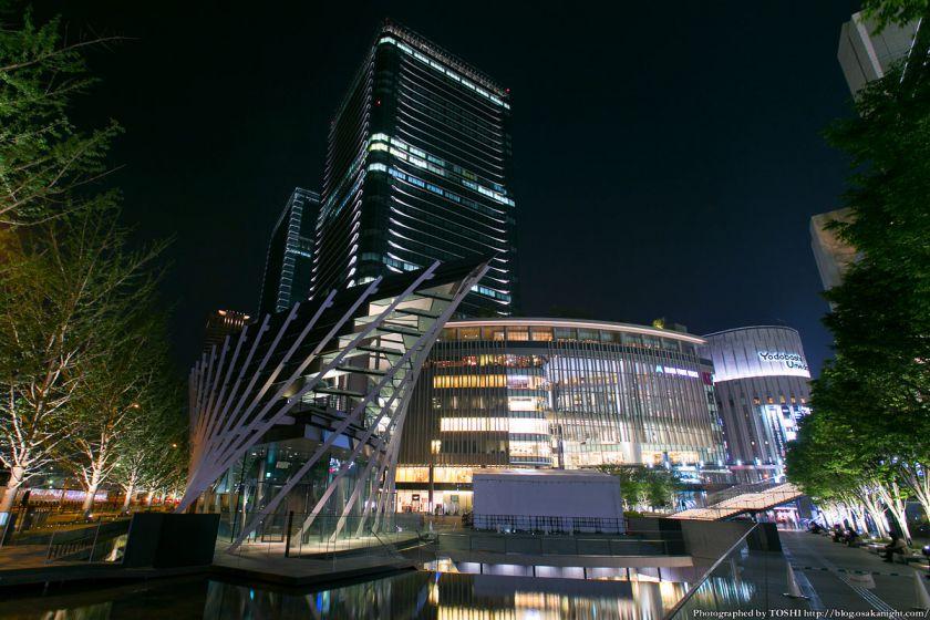 グランフロント大阪 うめきたSHIP 夜景 09