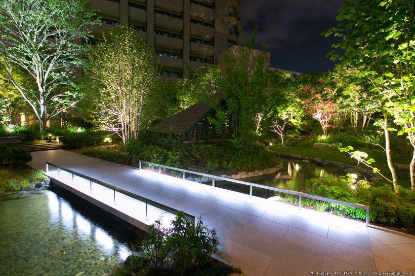 グランフロント大阪 ザ・ガーデン 夜景 04