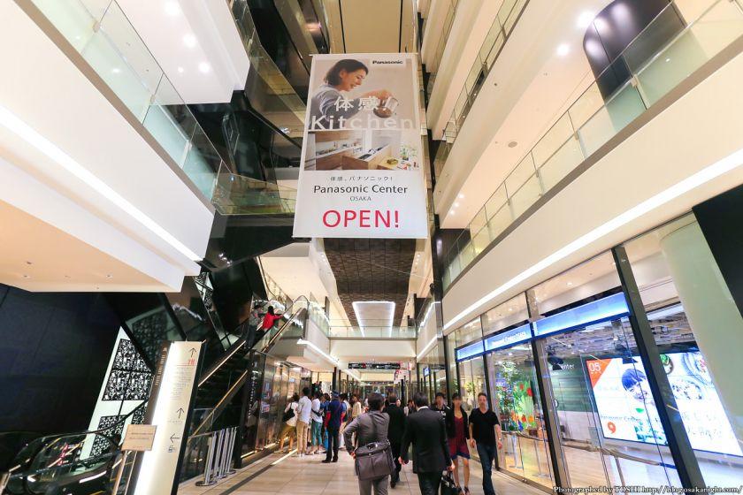 グランフロント大阪 南館 ショップ&レストラン 夜景 02