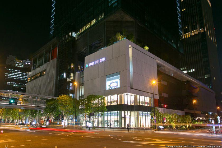 グランフロント大阪 北館 夜景