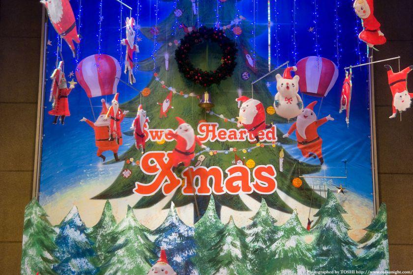 阪急三番街のクリスマス03