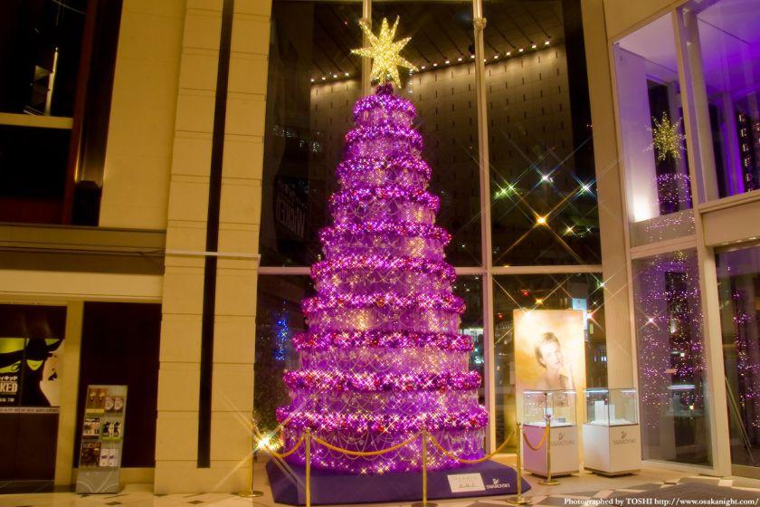 ヒルトン&ハービスのクリスマス・イルミネーション02