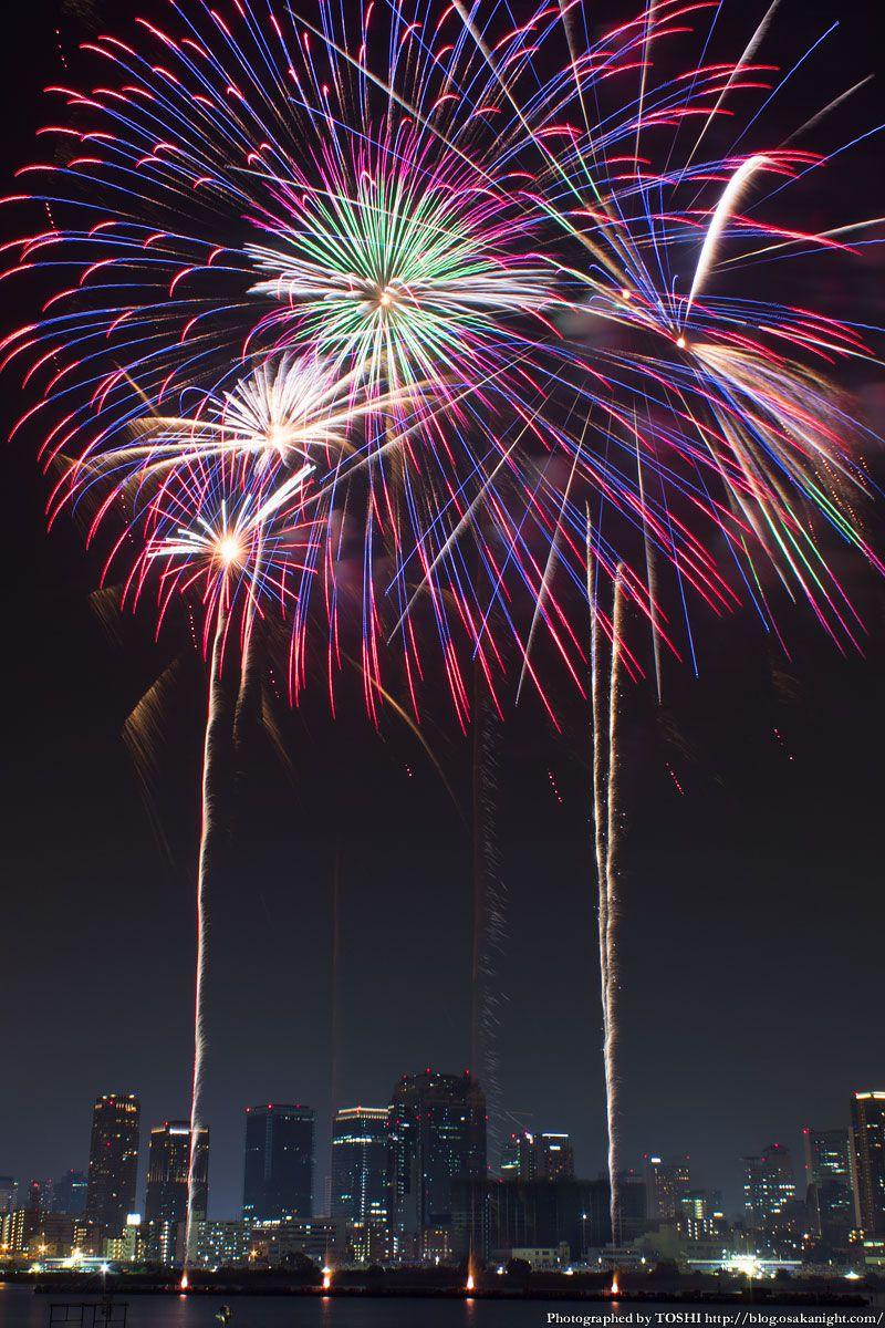なにわ淀川花火大会2013 09