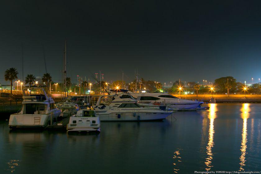 堺旧港の夜景 03
