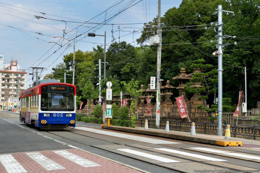 阪堺線 住吉鳥居前駅 01