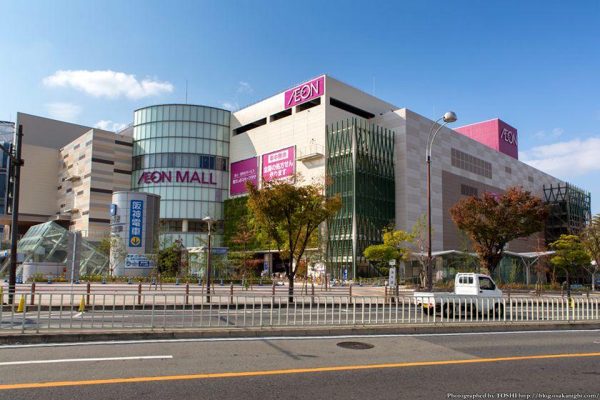 イオンモール大阪ドームシティ 2013年11月 01