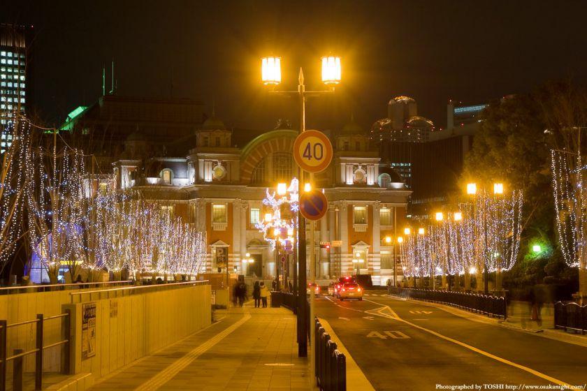 OSAKA光のルネサンス2009 エールフランスアベニュー02