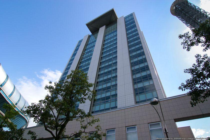 大阪市交通局本局庁舎 2013年11月