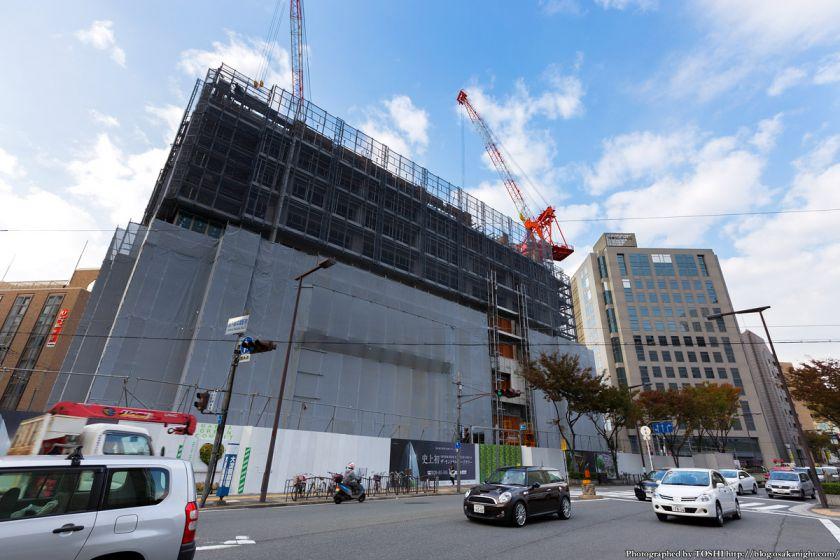 ザ・セントラルマークタワー 2013年11月