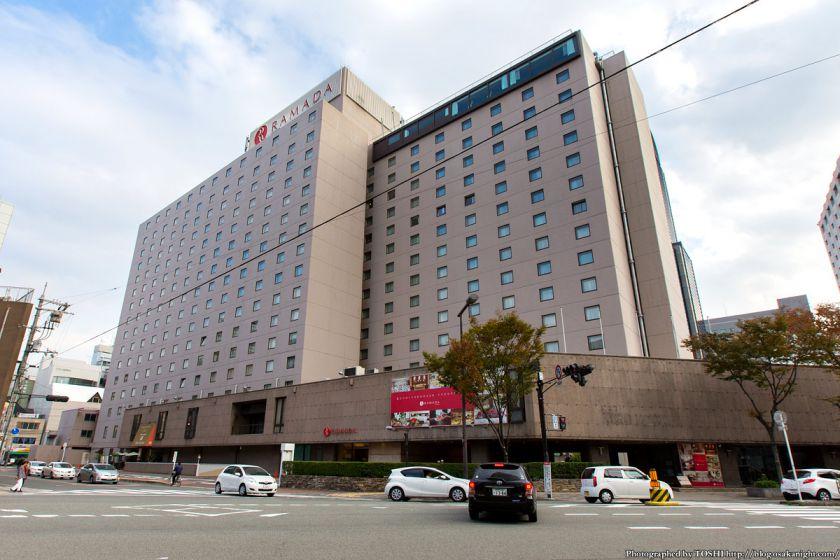 ラマダホテル大阪 2013年11月