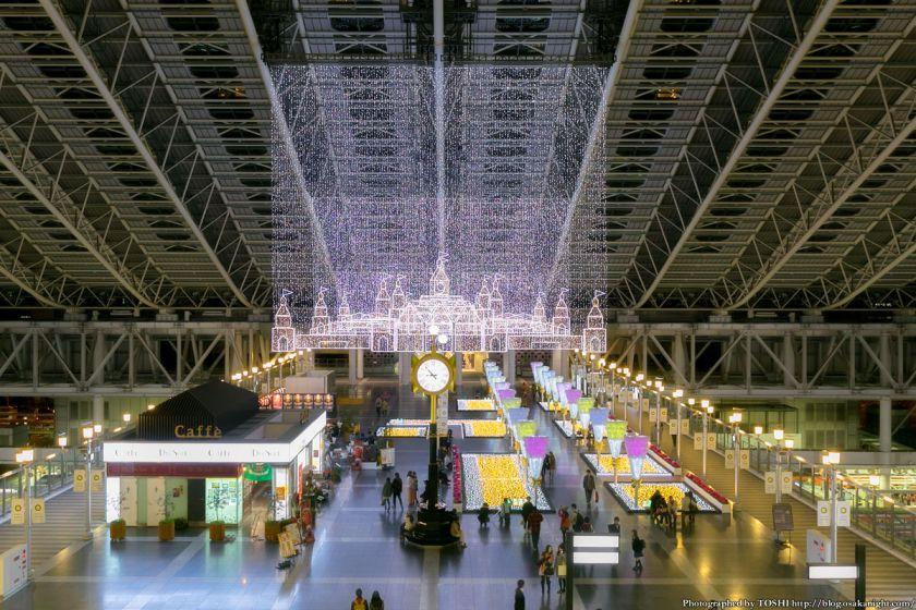 大阪ステーションシティ Twilight Fantasy 2013 01