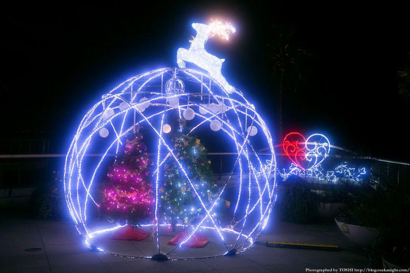 南港ATC クリスマス・イルミネーション 2013 02