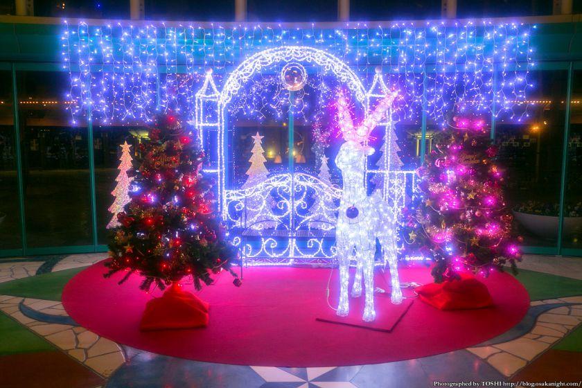 南港ATC クリスマス・イルミネーション 2013 05