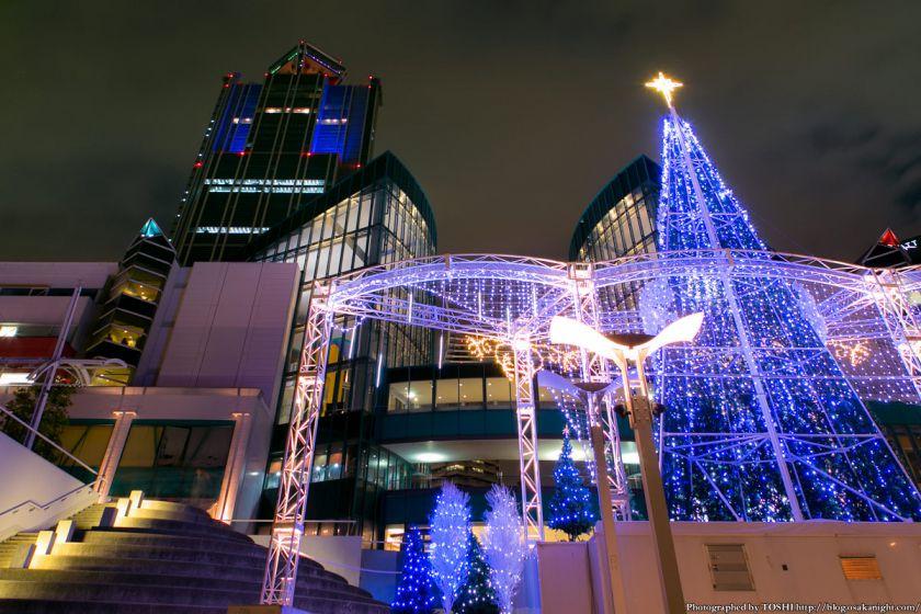南港ATC クリスマス・イルミネーション 2013 06