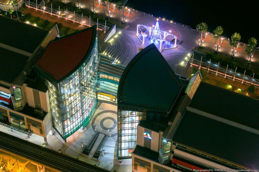 南港ATC クリスマス・イルミネーション 2013 07