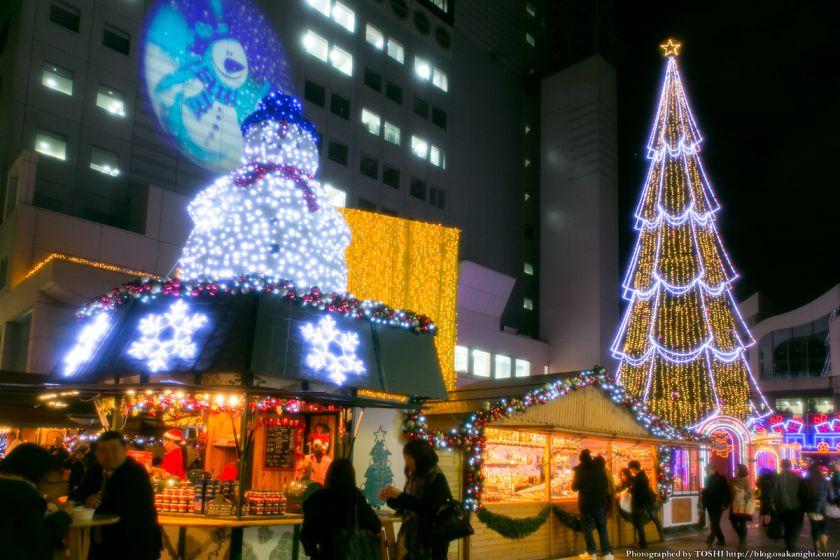 新梅田シティ ドイツクリスマスマーケット大阪 2013 02