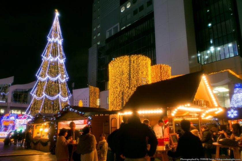 新梅田シティ ドイツクリスマスマーケット大阪 2013 03