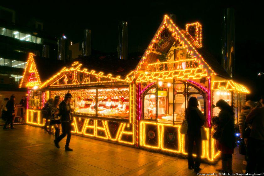 新梅田シティ ドイツクリスマスマーケット大阪 2013 04