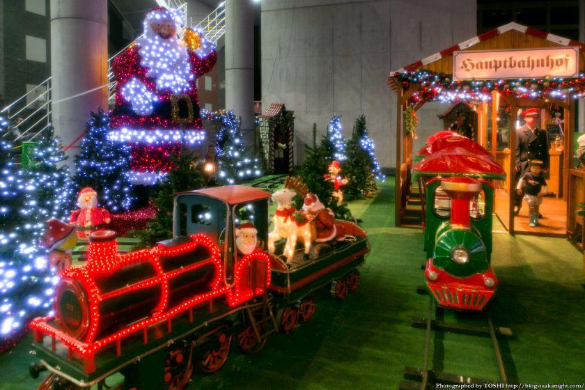 新梅田シティ ドイツクリスマスマーケット大阪 2013 07