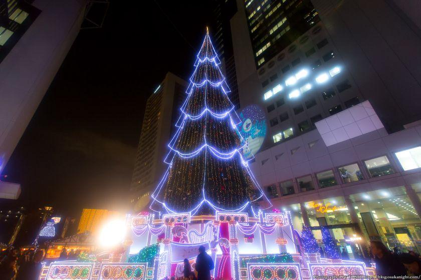 新梅田シティ ドイツクリスマスマーケット大阪 2013 08