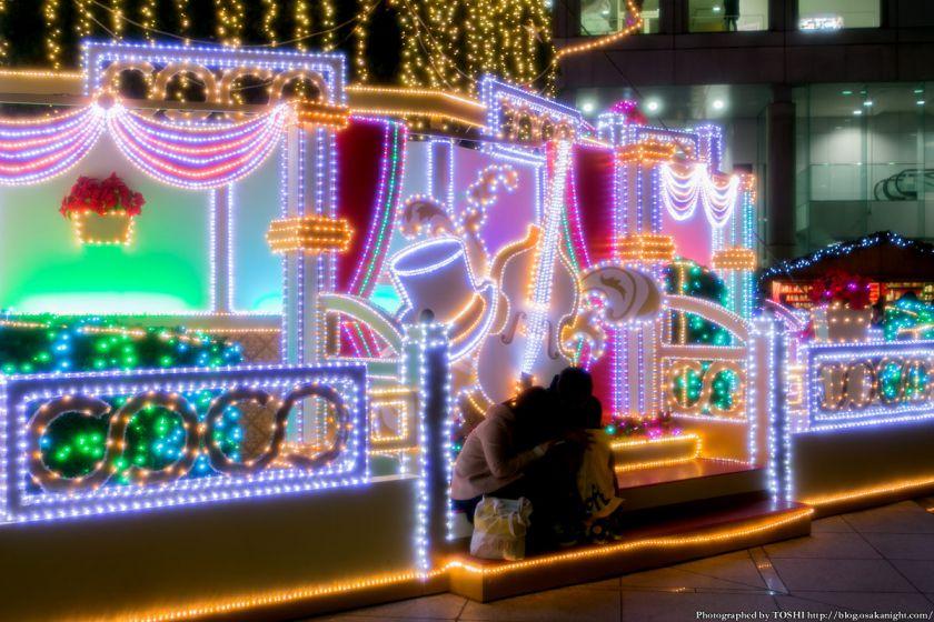 新梅田シティ ドイツクリスマスマーケット大阪 2013 09