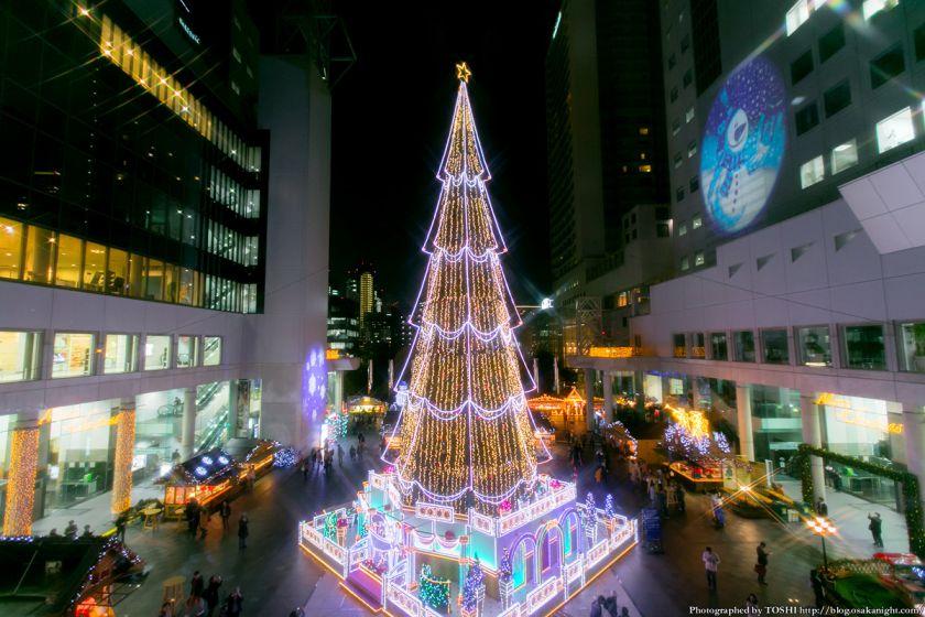 新梅田シティ ドイツクリスマスマーケット大阪 2013 10