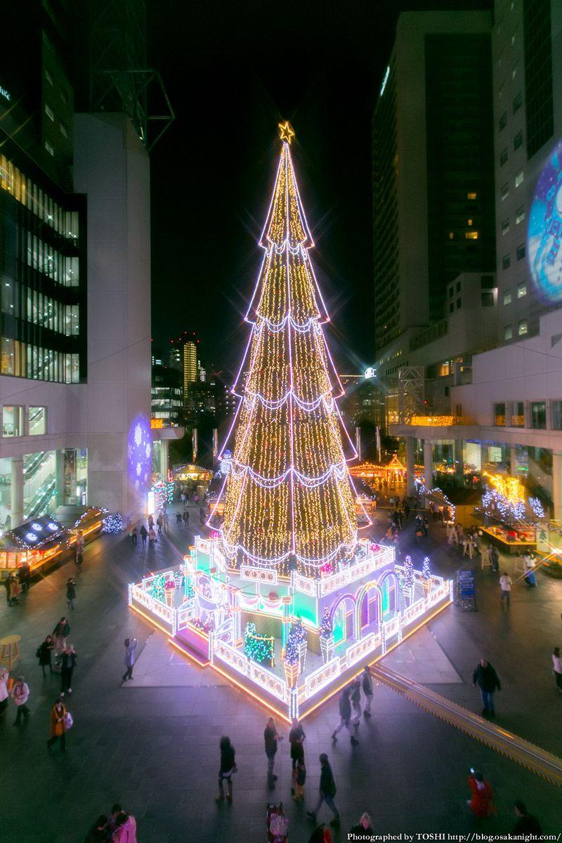 新梅田シティ ドイツクリスマスマーケット大阪 2013 11