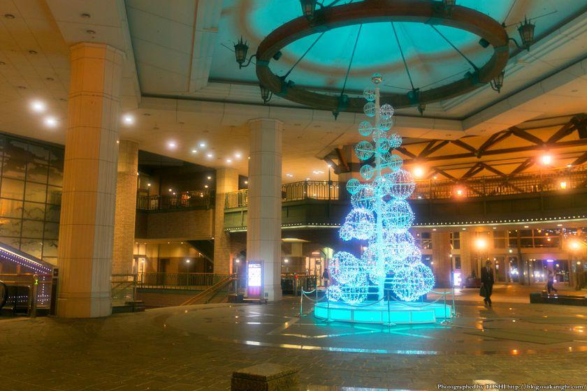 OAP クリスマス・イルミネーション 2013 07