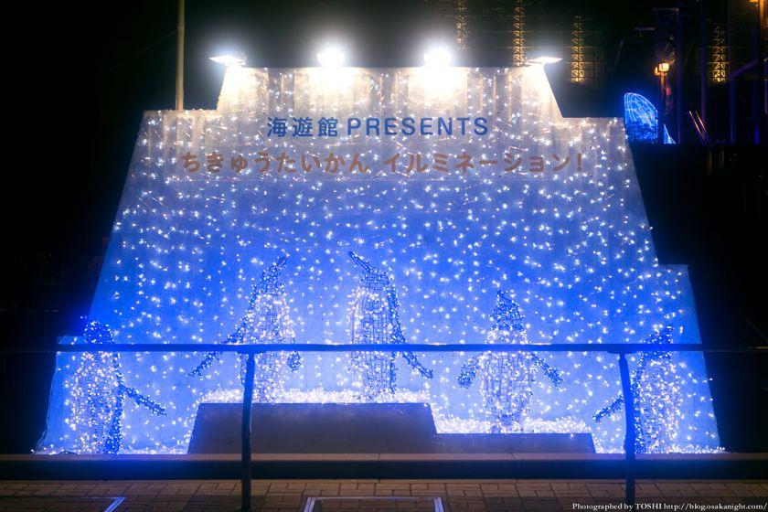 海遊館 地球体感イルミネーション 2013 01