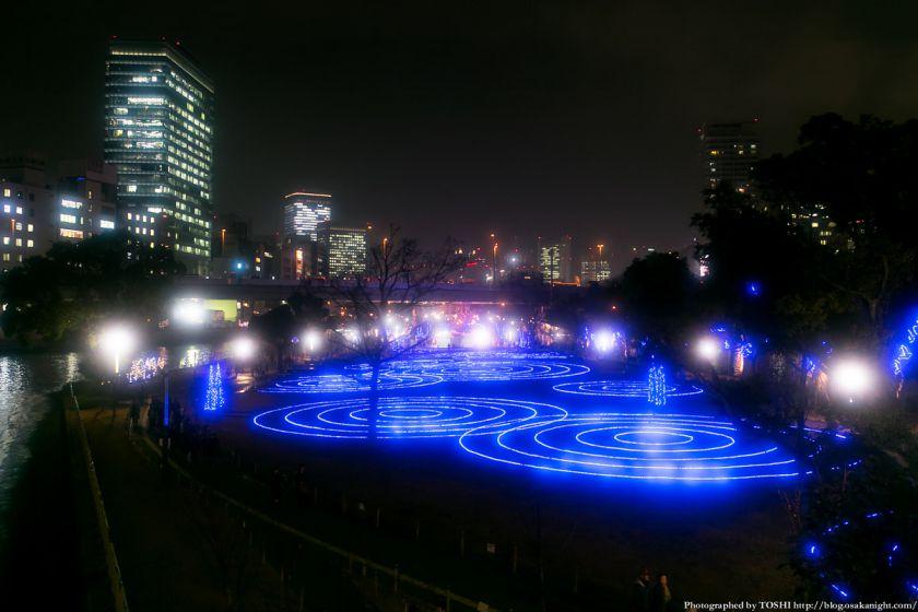 OSAKA光のルネサンス2013 ローズライトファンタジア 01