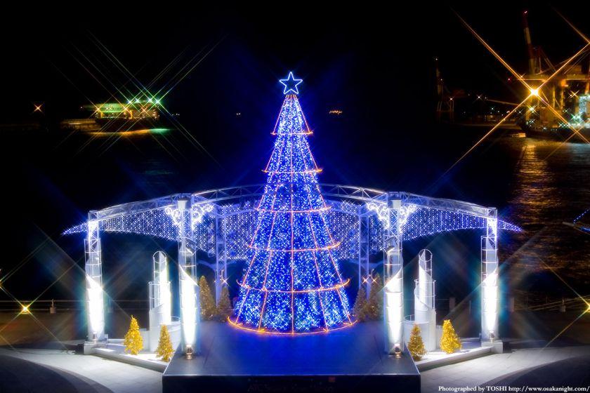 ATCのクリスマス・イルミネーション2009 01