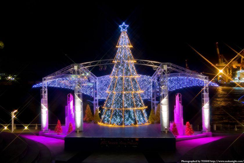 ATCのクリスマス・イルミネーション2009 02