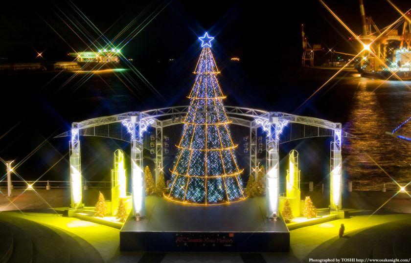 ATCのクリスマス・イルミネーション2009 03