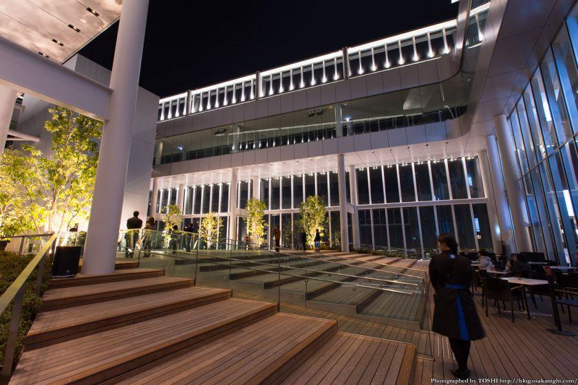 あべのハルカス展望台 ハルカス300 58F 屋外広場