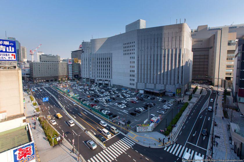ヨドバシ梅田 2期地区 2014年3月
