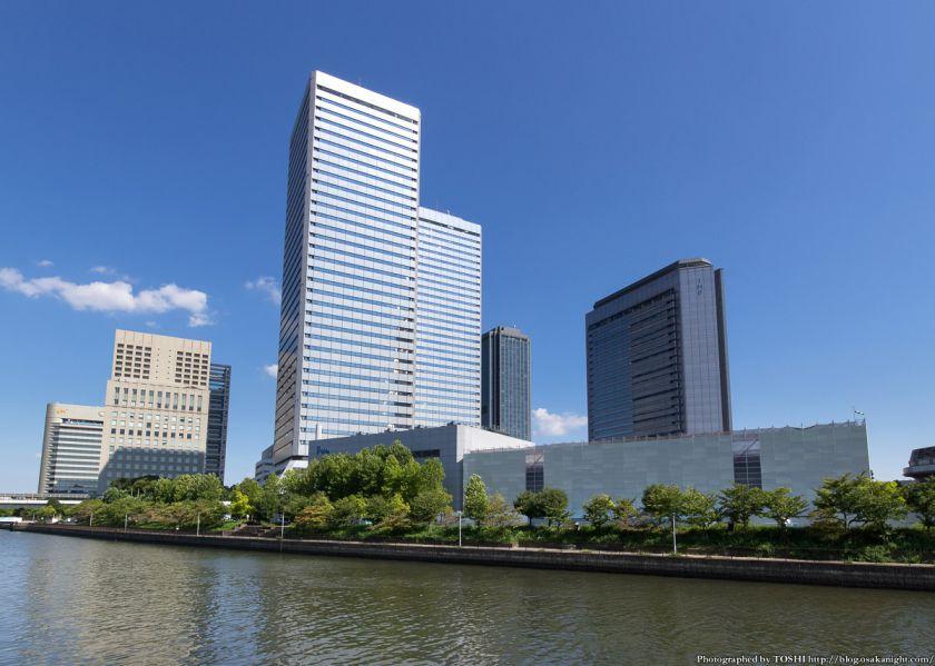 パナソニック大阪京橋ビル 建替え 2014年9月 01