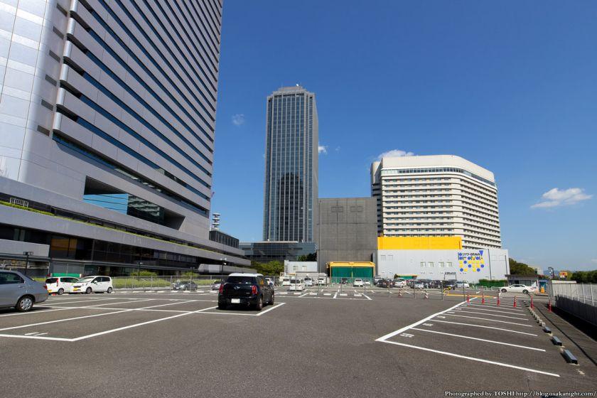シアターBRAVA(読売テレビ 新社屋 建設予定地) 2014年9月 02