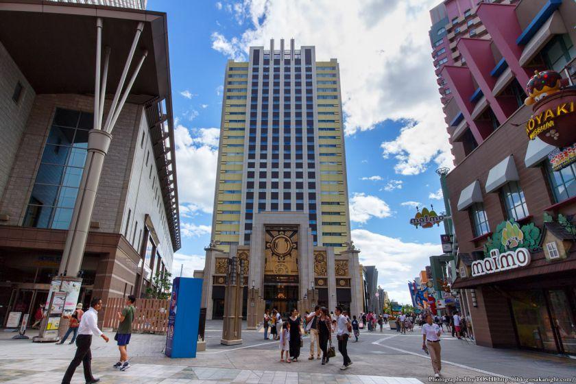 ザ・パーク・フロント・ホテル・アット・ユニバーサル・スタジオ・ジャパン 2015年7月 01