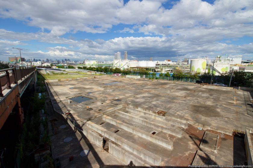 ユニバーサルシティ オリックス不動産のホテル予定地 2015年7月