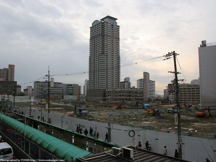 阿倍野再開発地区