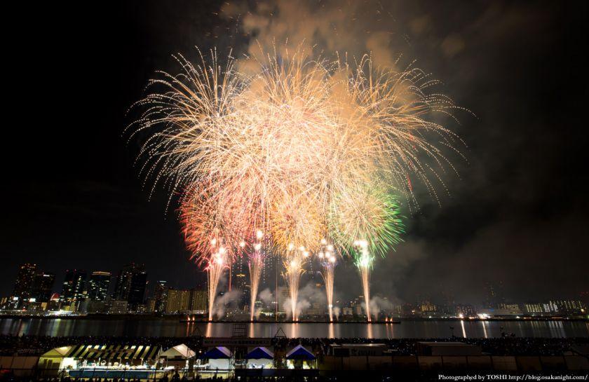 なにわ淀川花火大会 2015 02