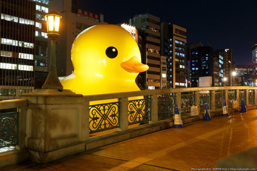 ラバーダック in 水都大阪フェス2015 03