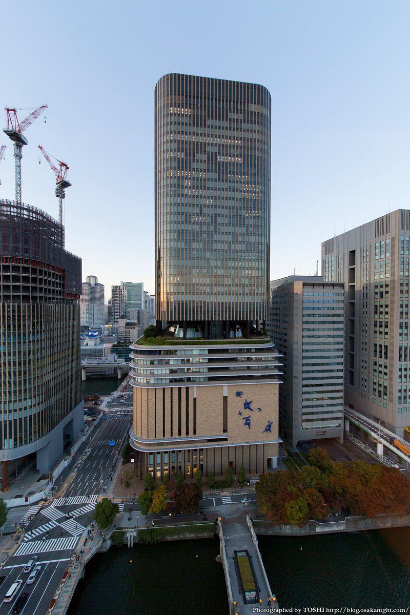 大同生命大阪本社ビル 展望回廊 08 中之島フェスティバルタワー