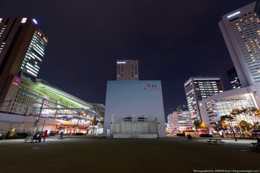 西梅田スクエア 夜景 01