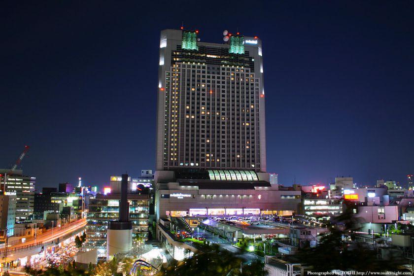 スイスホテル南海大阪 外観