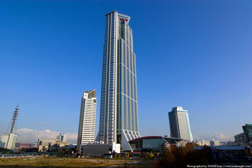 コスモスクエアのビル群(WTCコスモタワー)01