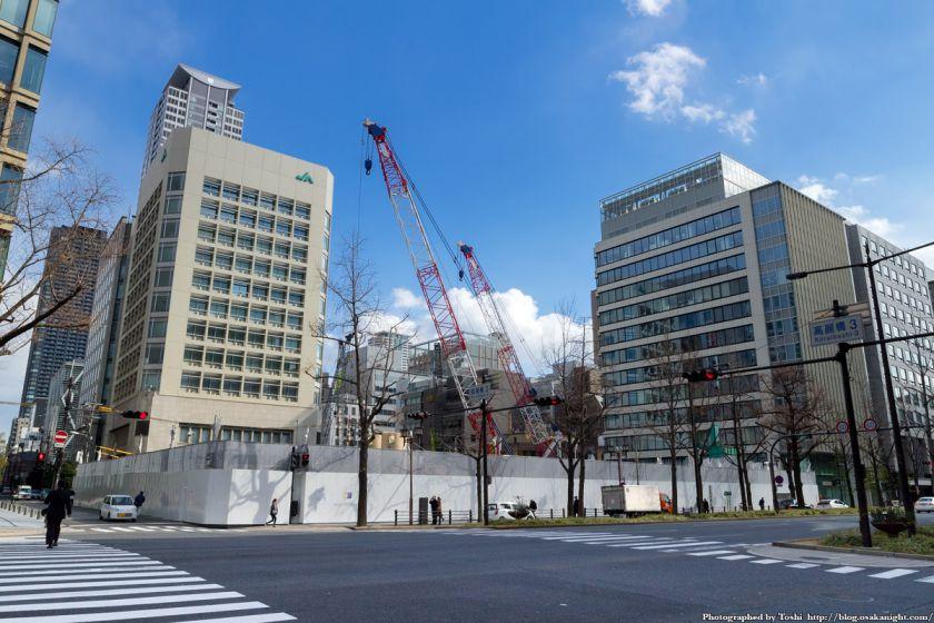 三菱東京UFJ銀行大阪ビル本館建替計画 2016年2月 01