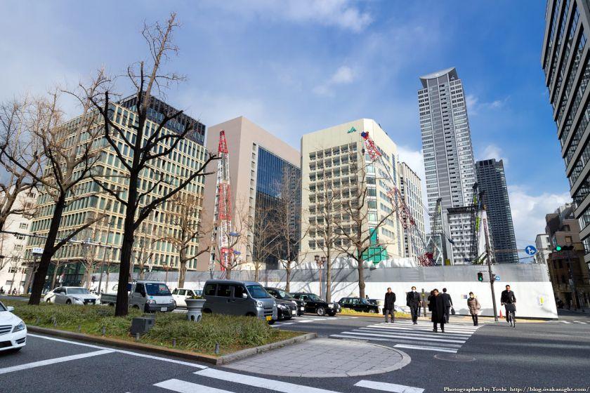 三菱東京UFJ銀行大阪ビル本館建替計画 2016年2月 02