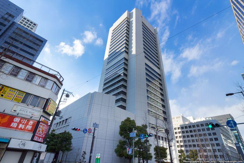 りそな銀行大阪本部ビル 2016年2月